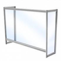 enclosed-separation-screen